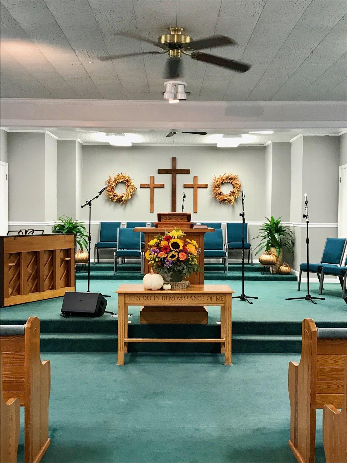sanctuary baptist