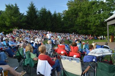 Concerts crowd