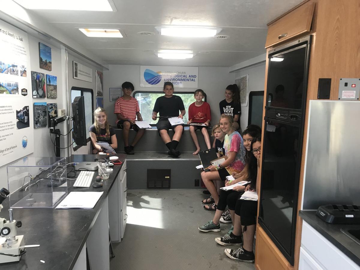 Inside the ASU Mobile Lab