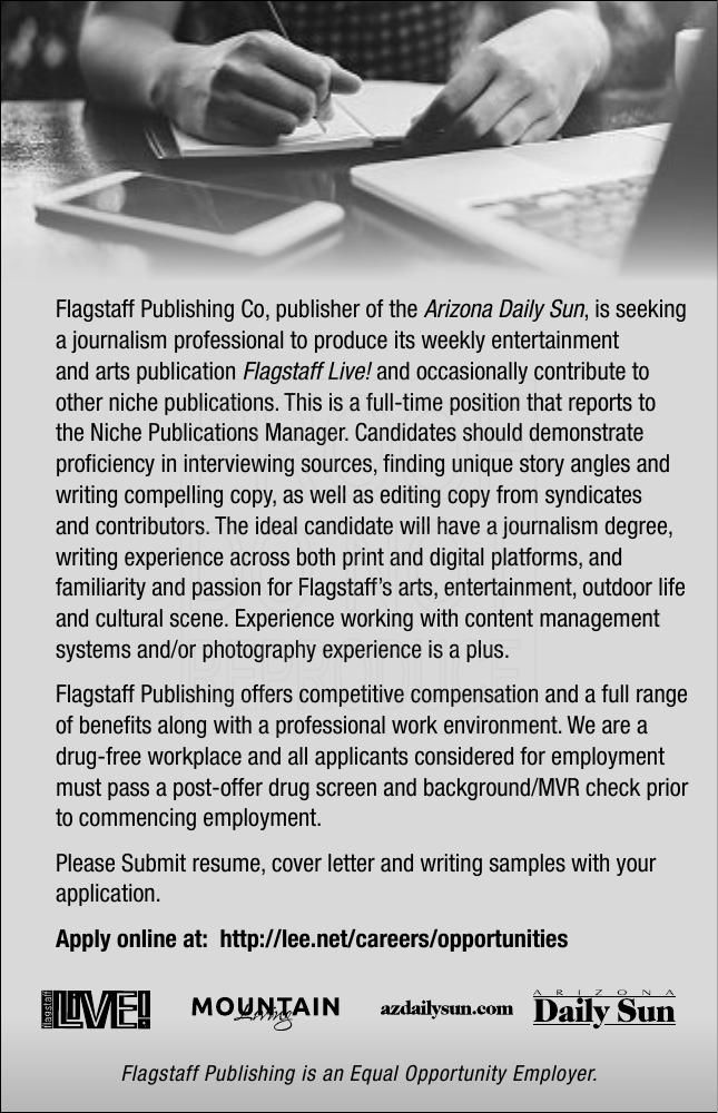 Journalism Professional