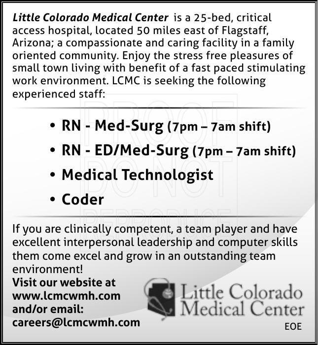 RNs, Medical Technologist, & Coder