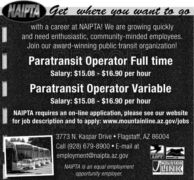 Paratransit Operators