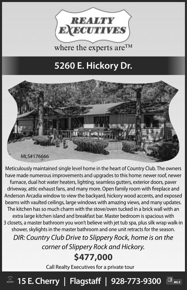 5260 E. Hickory Dr.