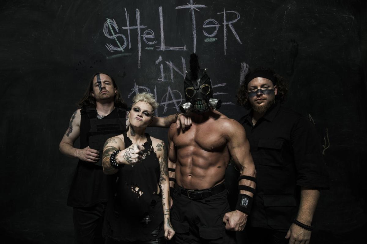 Art saves: Otep fights for democracy and equal rights with latest album