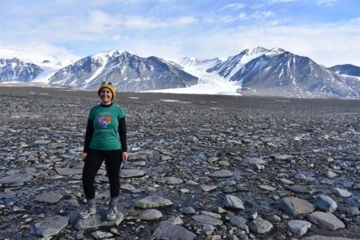 Schuyler Borges Antarctica