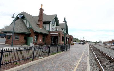 Flagstaff Train Station