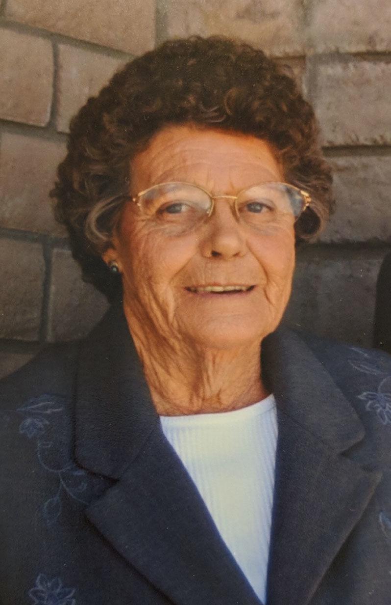 Martha Ann Glaspie