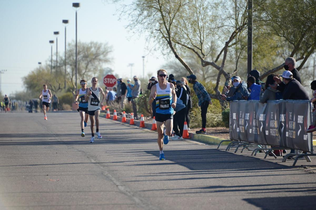 Fauble, Smith in The Marathon Project