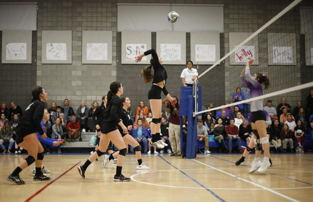 Northland Preparatory versus Sedona Red Rock Volleyball