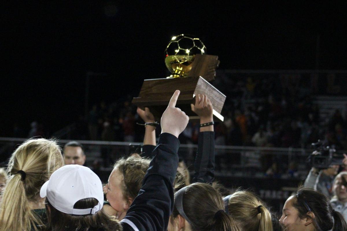 Flagstaff girls soccer wins title