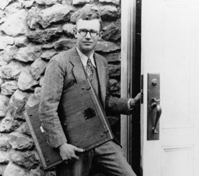Clyde Tombaugh  historic