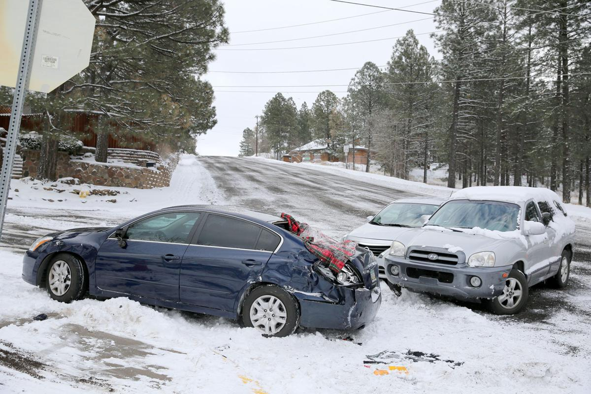Flagstaff Collisions
