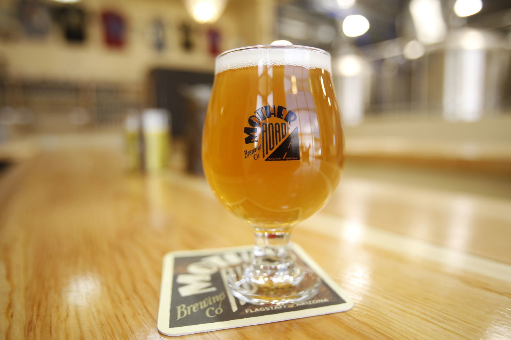Mother Road of Flagstaff opens taproom at