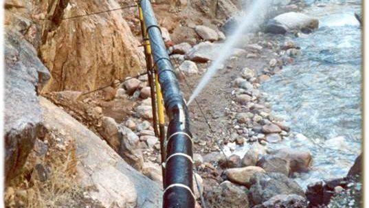 Grand Canyon National Park: Trans Canyon Pipeline: TCP10 (copy)
