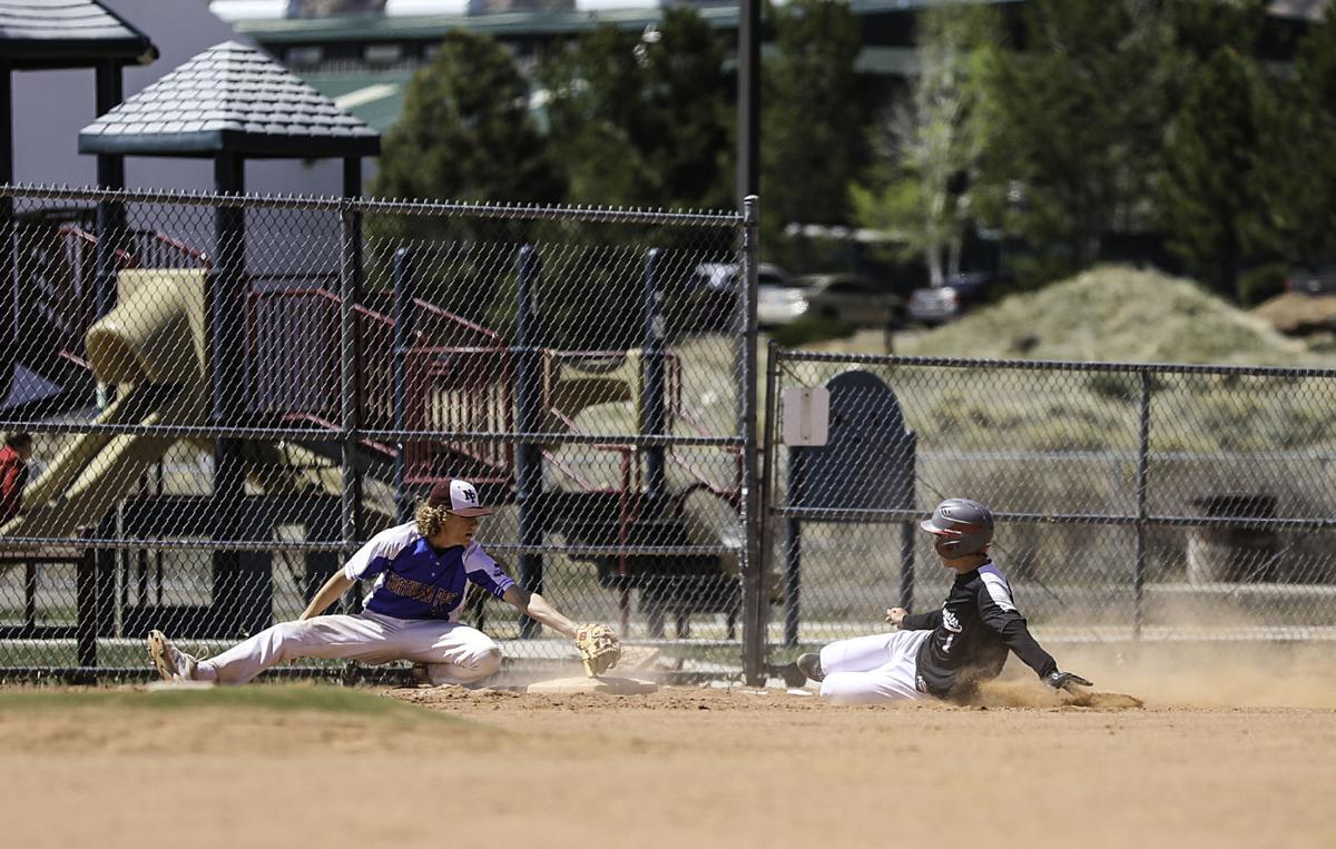 NPA Baseball Versus Desert Heights