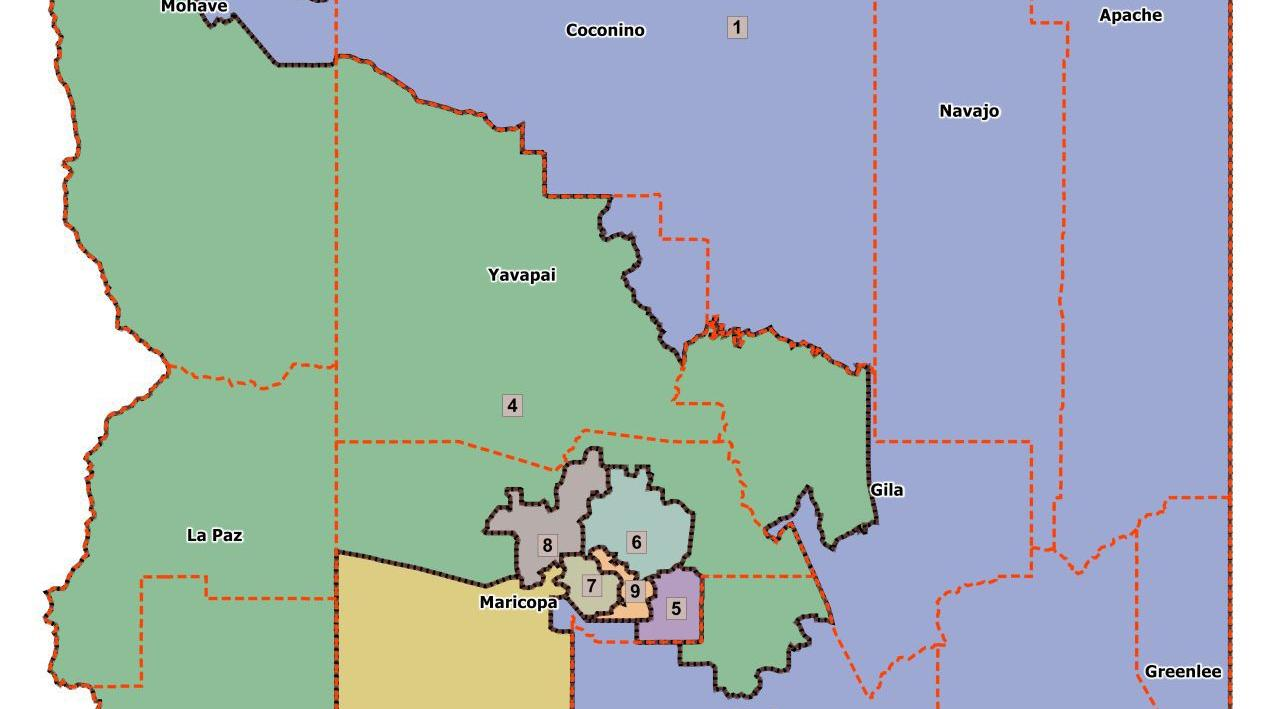 Analysis: Arizona mostly cut politics from drawing districts