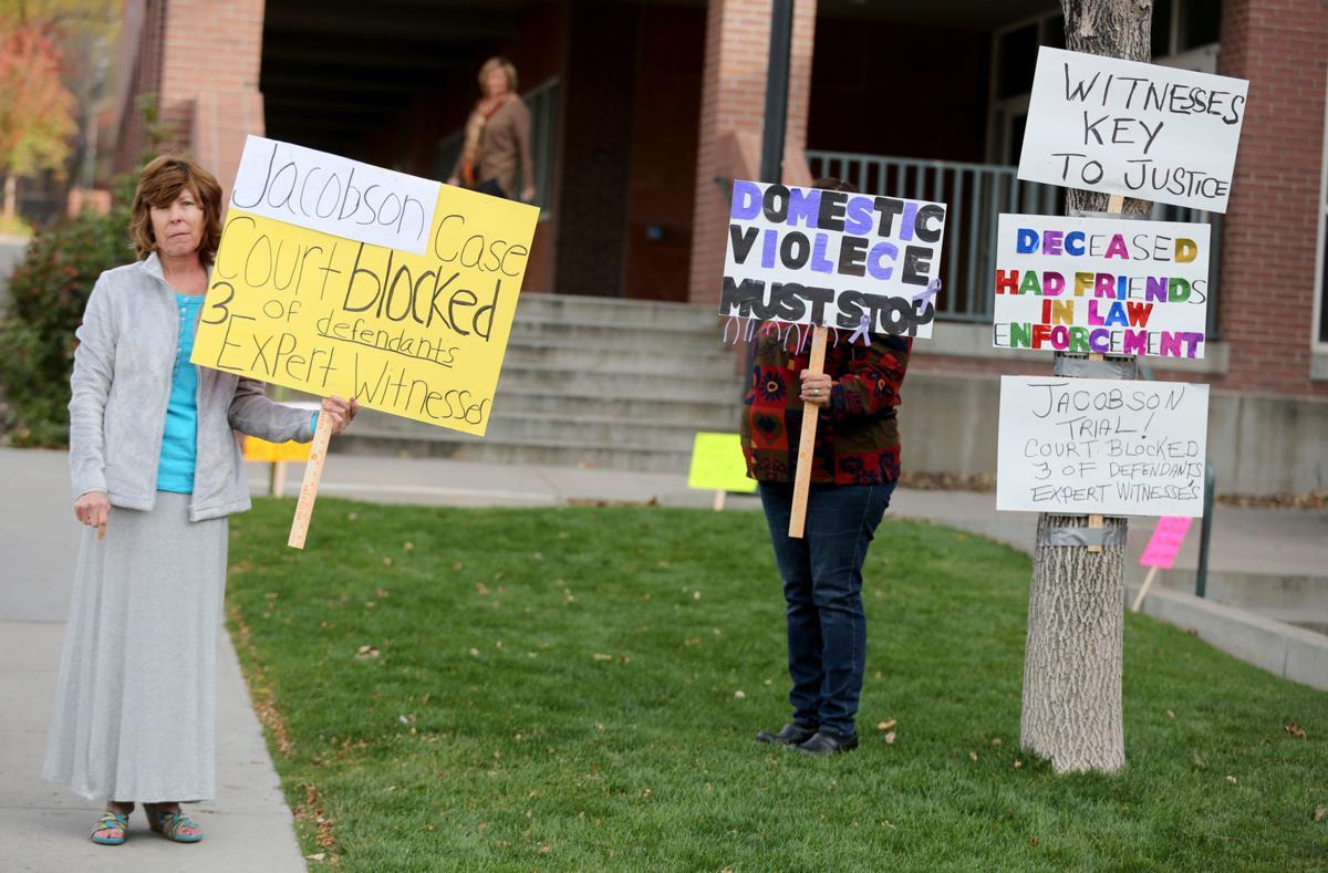 Oct. 2016: Jacobson Sentencing