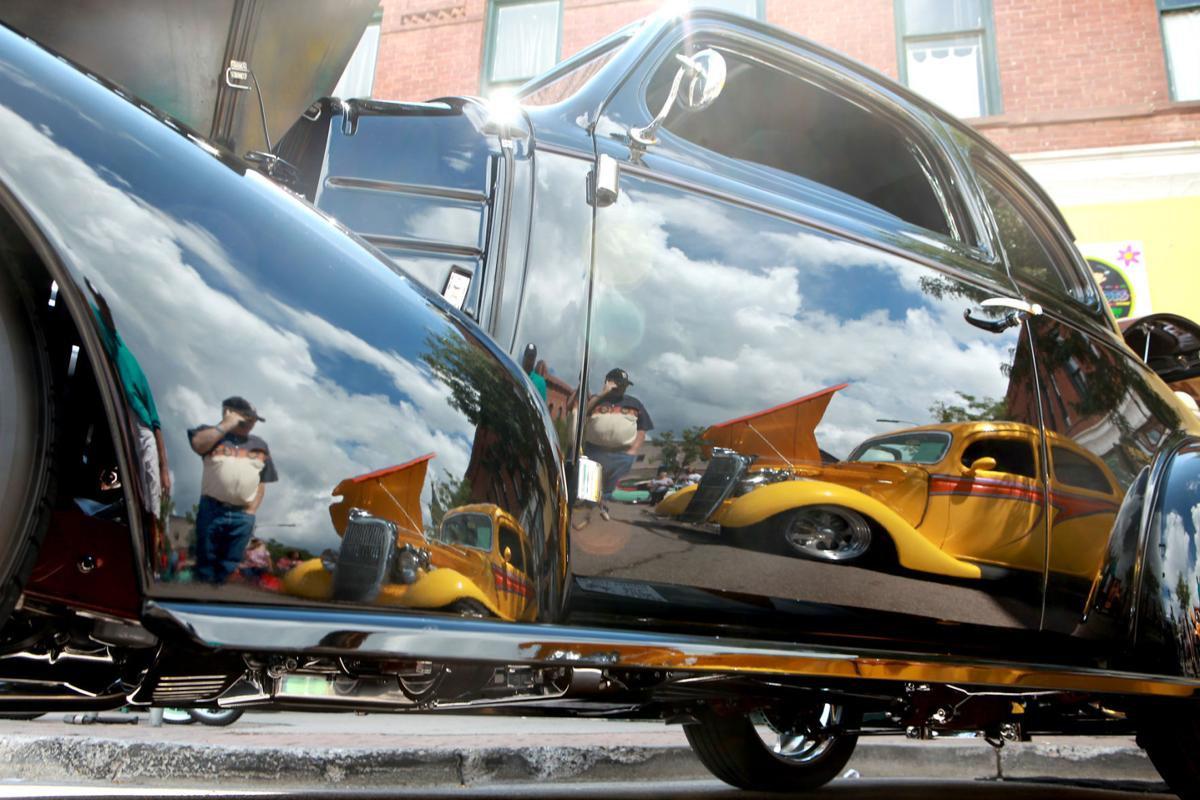 New Group Adds New Shine To Classic Car Show Local Azdailysuncom - Route 66 car show