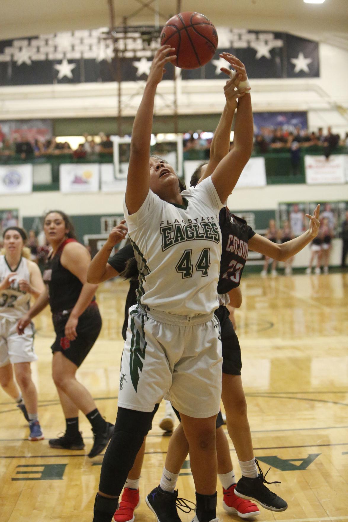 Flagstaff High Coconino High Basketball