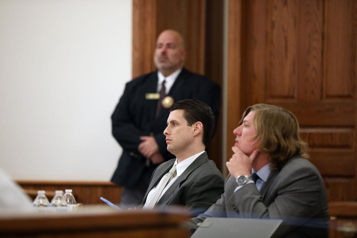 Tarr Murder Trial