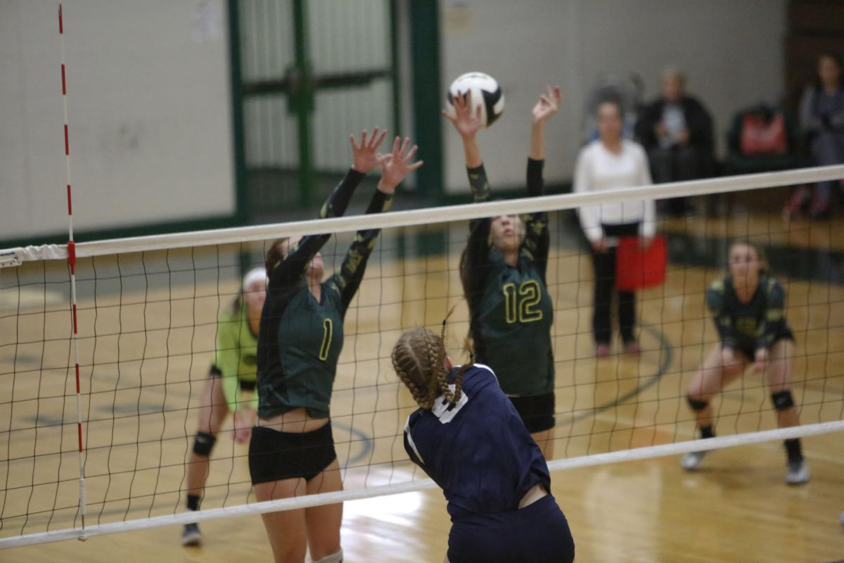 FHS Cactus Shadows Volleyball