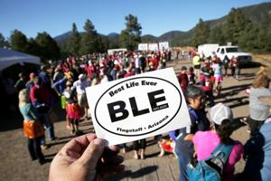 Community Thanks: A special thanks for help in annual BLE run