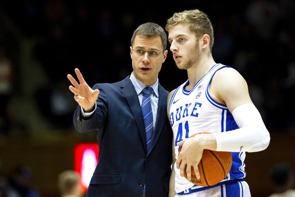 Duke-Krzyzewski Basketball