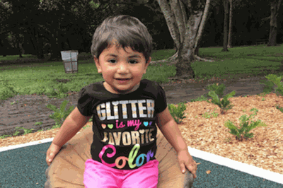 This 2-year-old Battling Cancer Needs Some Of The Rarest Blood In The World To Survive