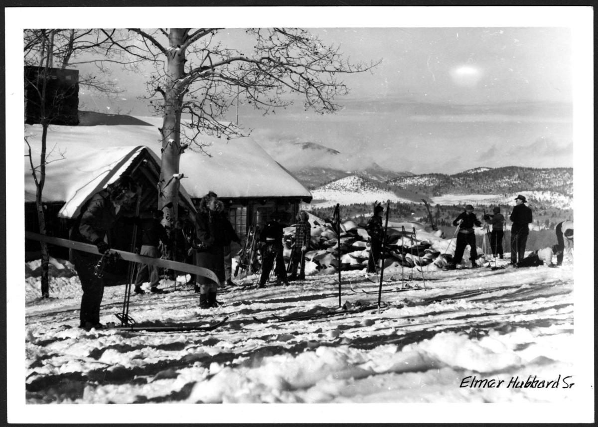 1949: Original Snowbowl lodge