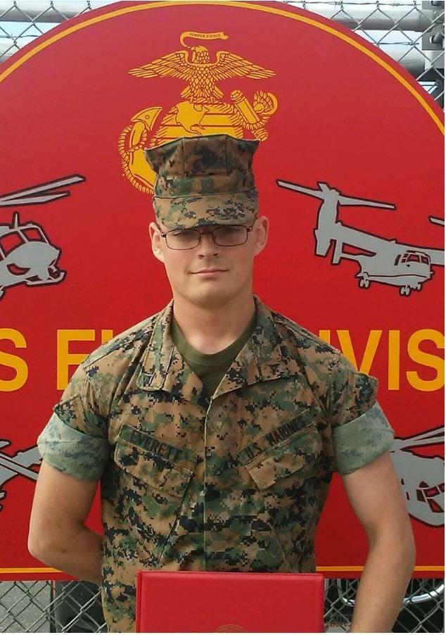 Steven H. Everett Lance Corporal