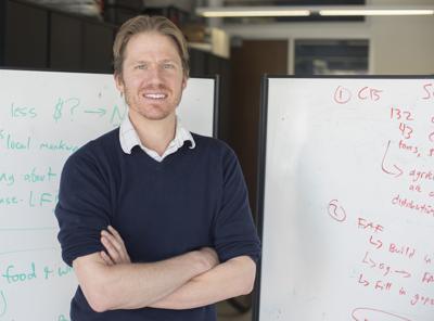 Chris Doughty, Ph.D.