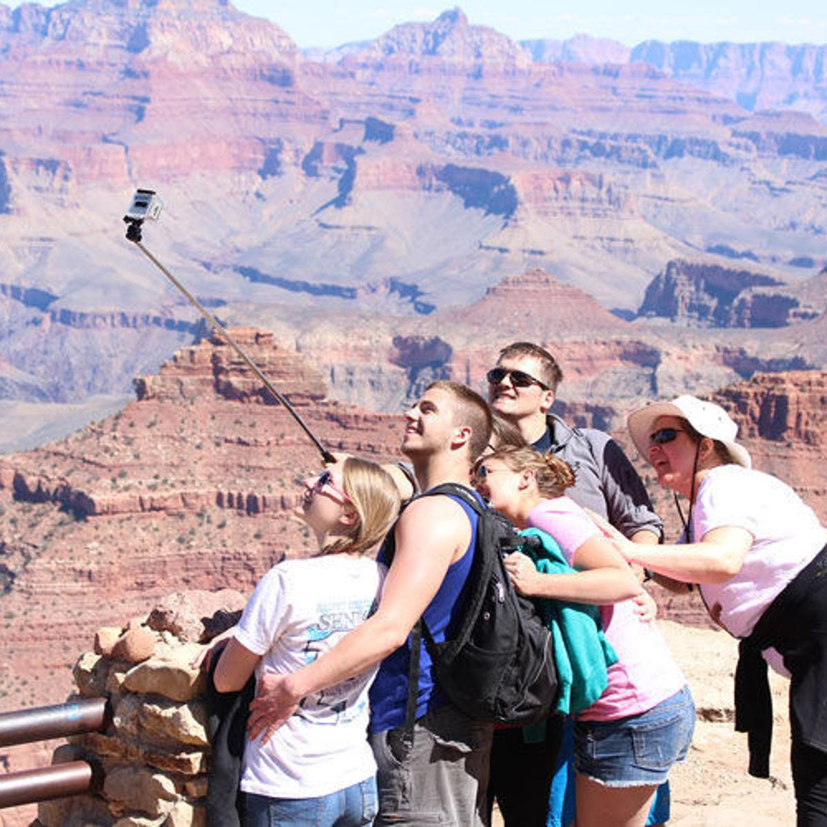 Grand Canyon marks 6 millionth annual visitor for first time | Local | azdailysun.com