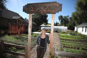 Small but mighty: Roots Micro Farm starts up CSA