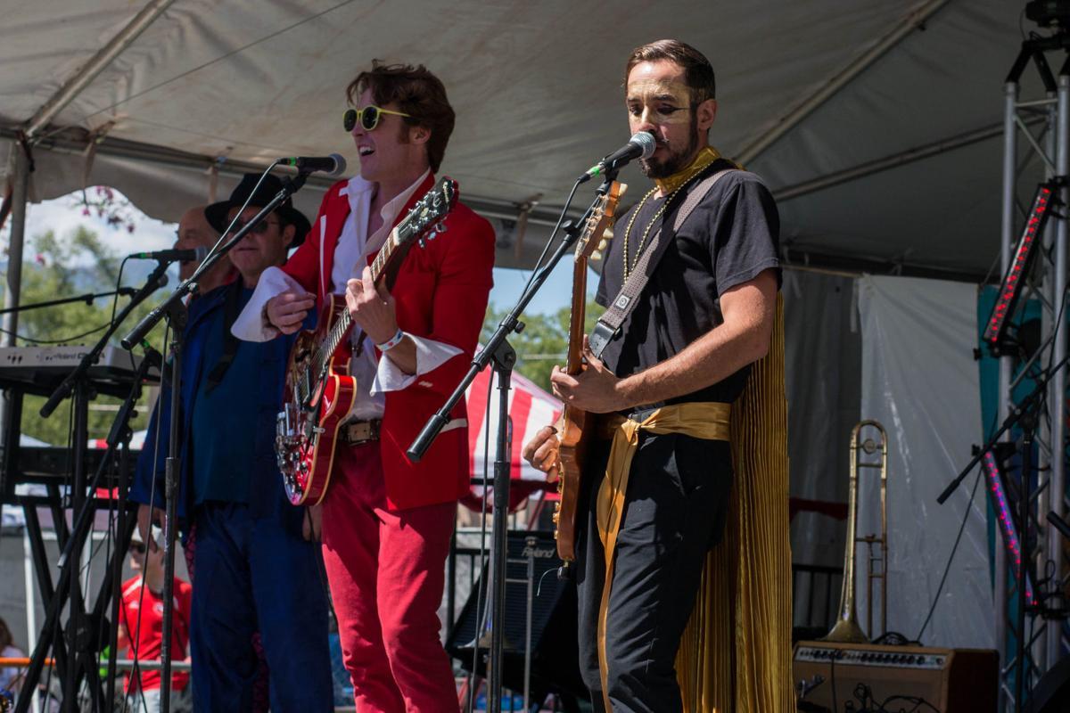 Flagstaff Hullabaloo at Wheeler Park | June 2, 2018