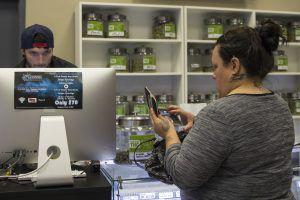 AZ Marijuana shop