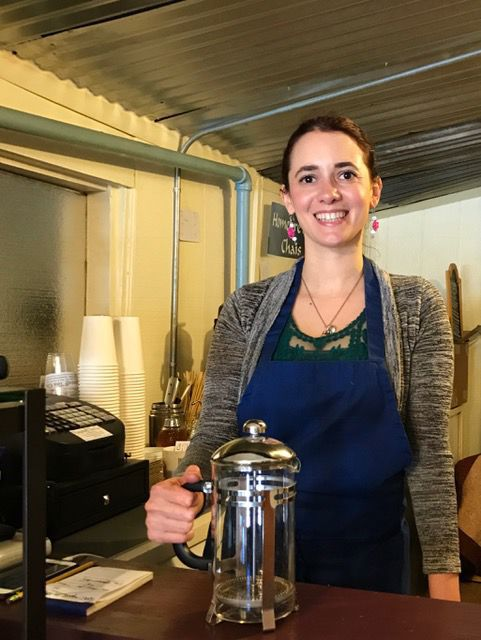 Heather McCleester of Flagstaff Tea Co.