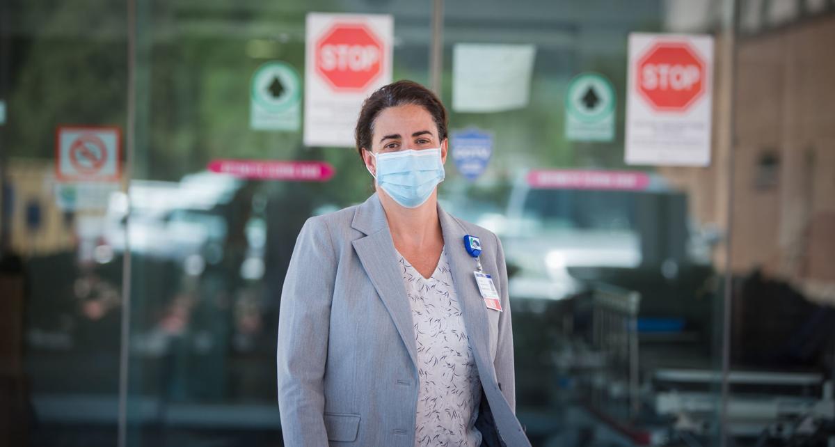 Tyffany Laurano, NAH Chief Nursing Officer