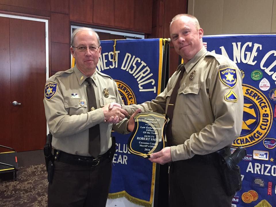 Deputy Robert Smith