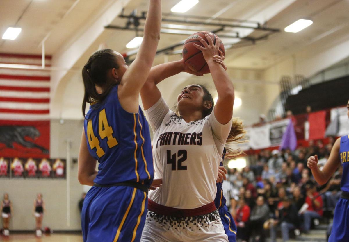 Coconino High Prescott High Basketball