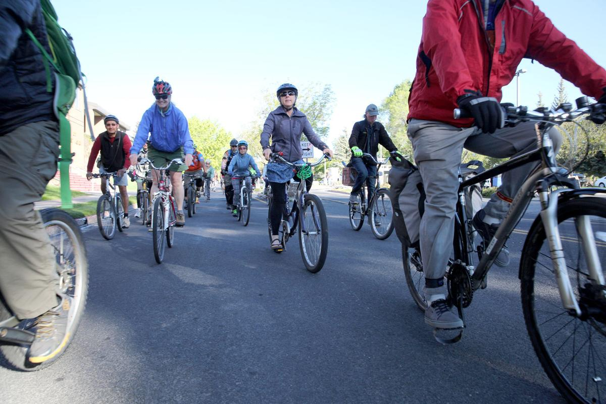 Bike To Work Week Rolls Out Local