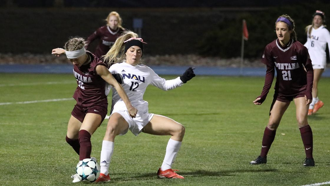 NAU women's soccer drops first home game of year in 1-0 loss to Montana