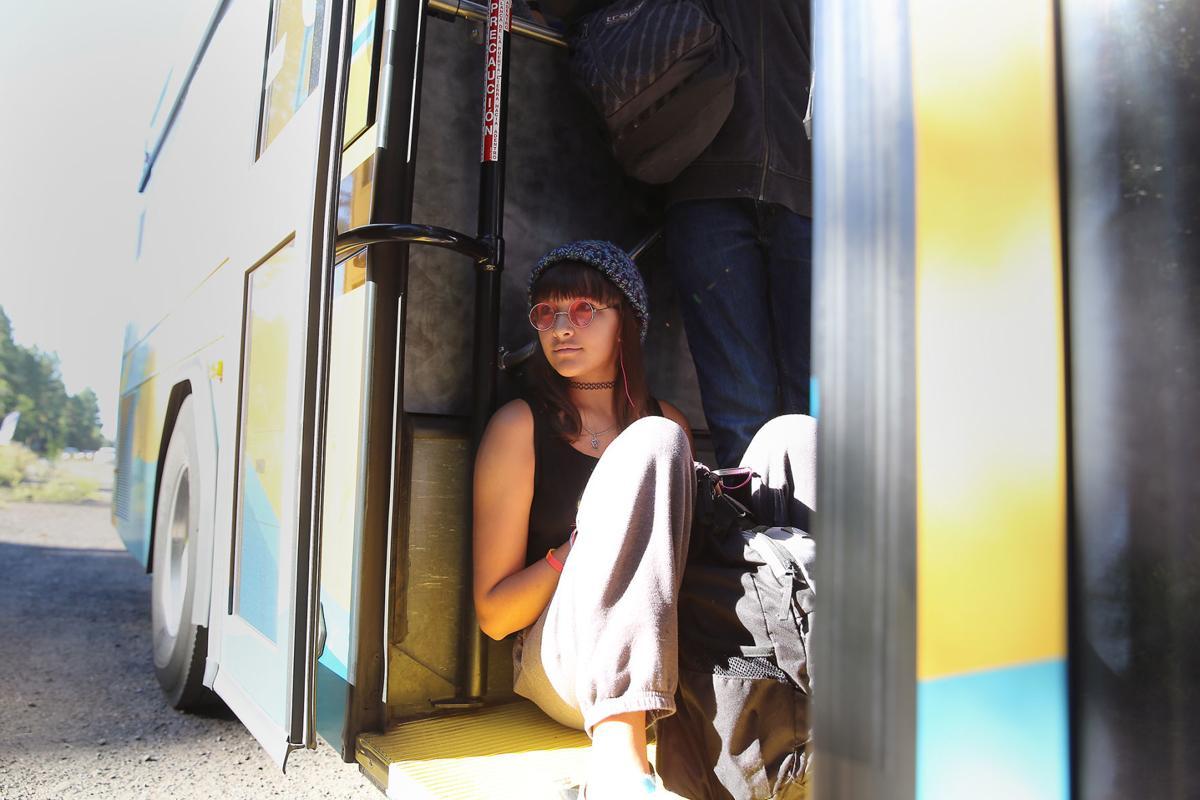 NAIPTA Mountain Line bus