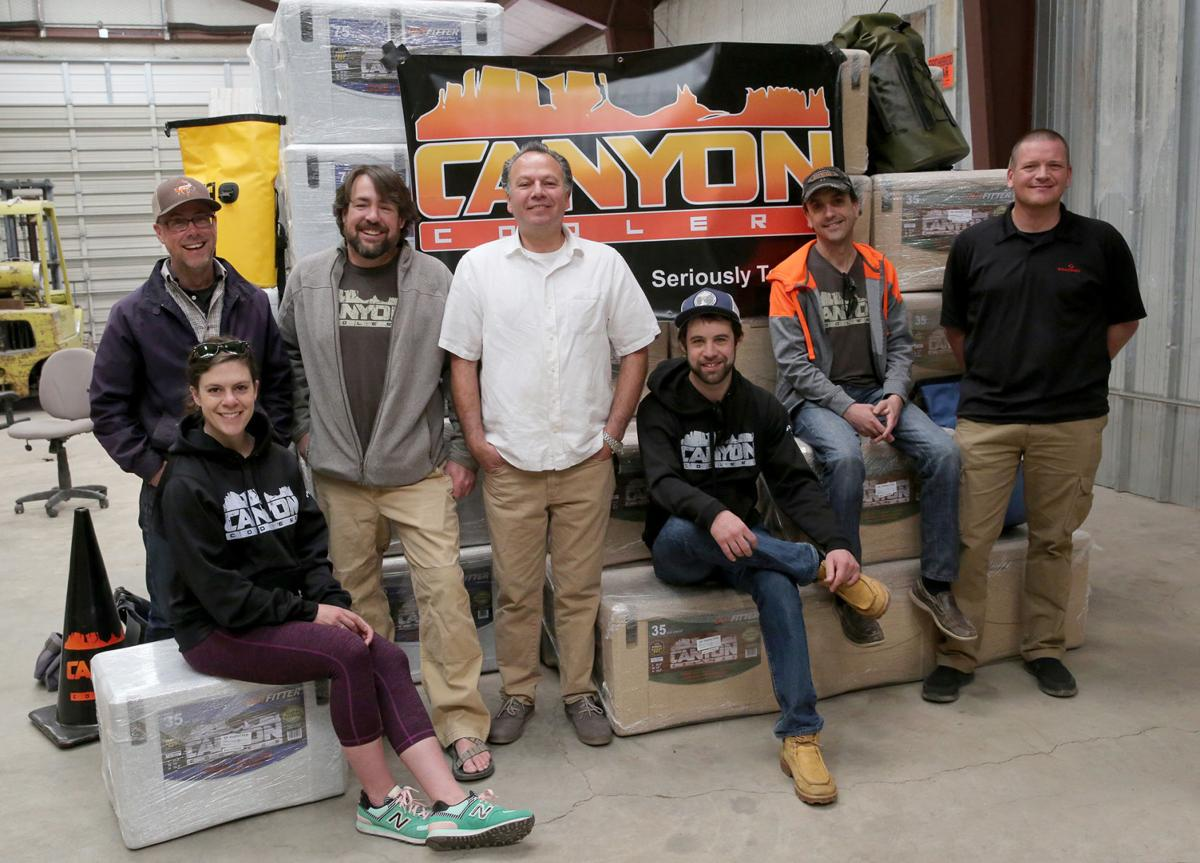 Canyon Coolers Crew