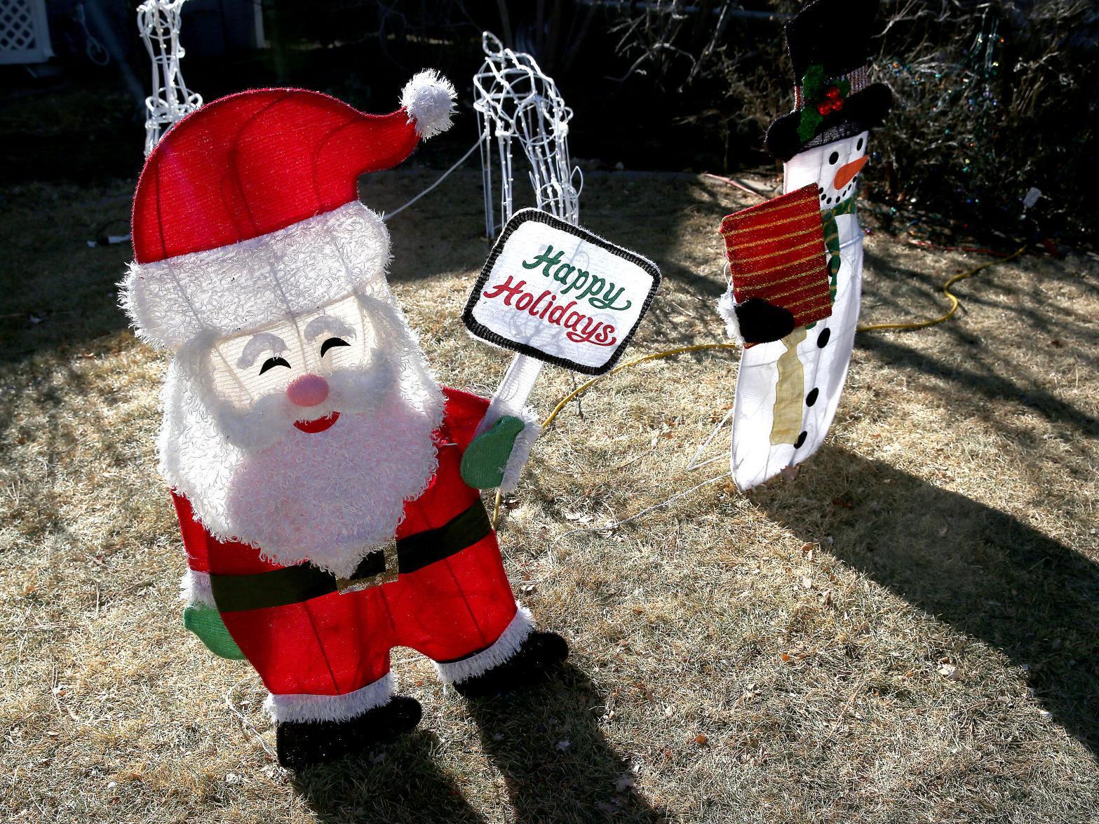 Flagstaff Christmas 2021