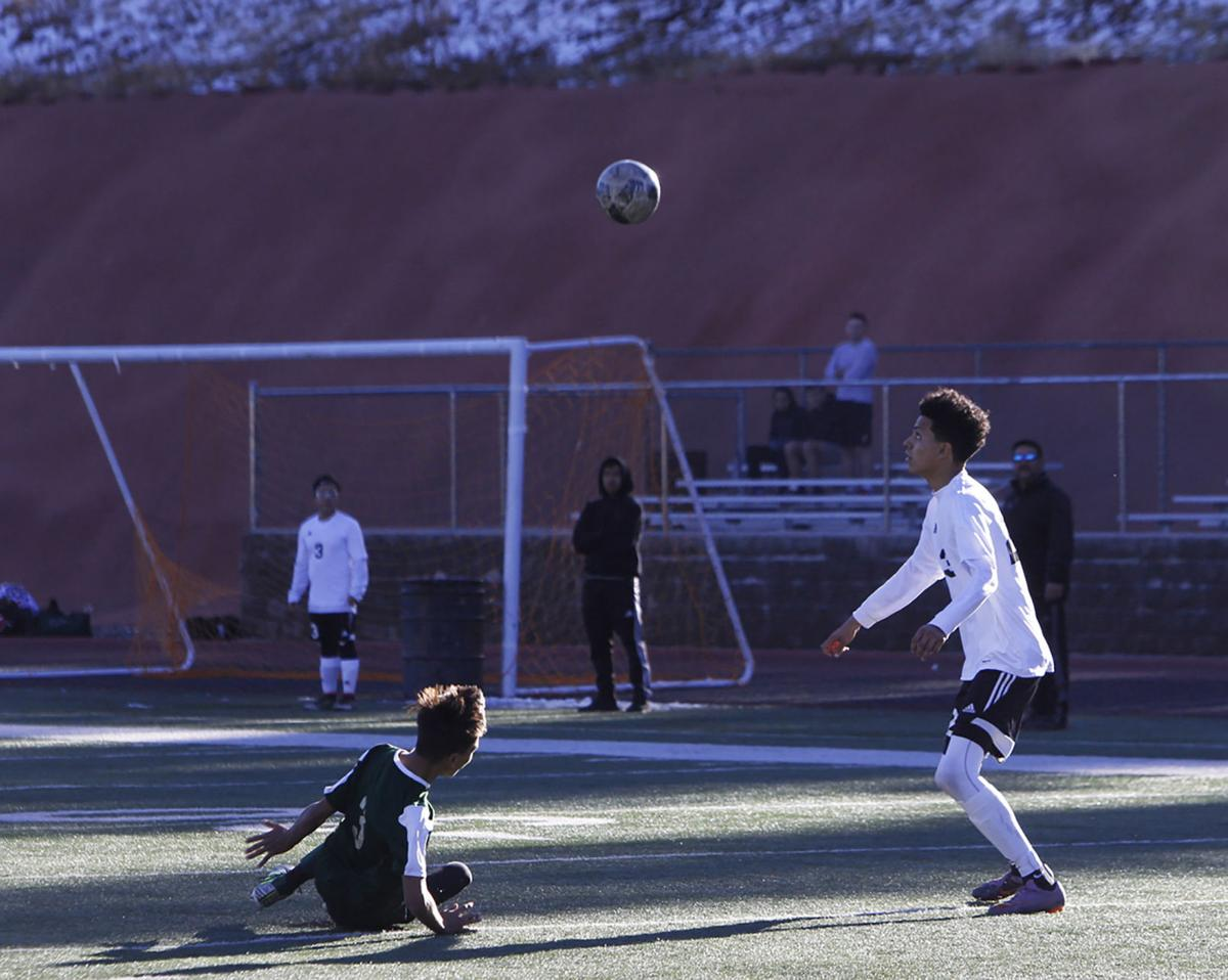 Coconino High Mohave High Soccer