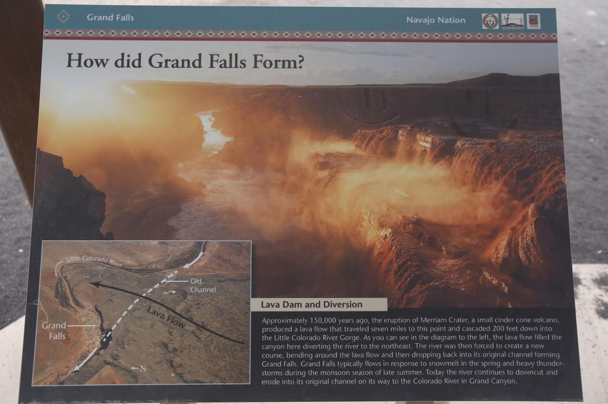 Arizona coconino county leupp - County Tribe Partner On Tourist Site Improvements Local Azdailysun Com
