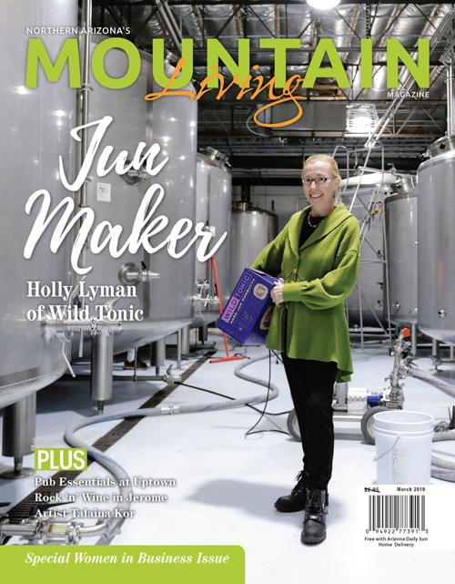 Mountain Living cover March 2019