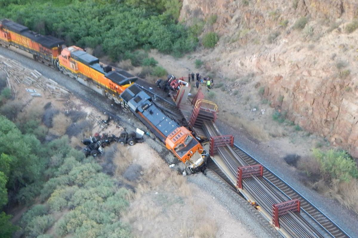 6 - June 06: Fatal train derailment to cause traffic delays