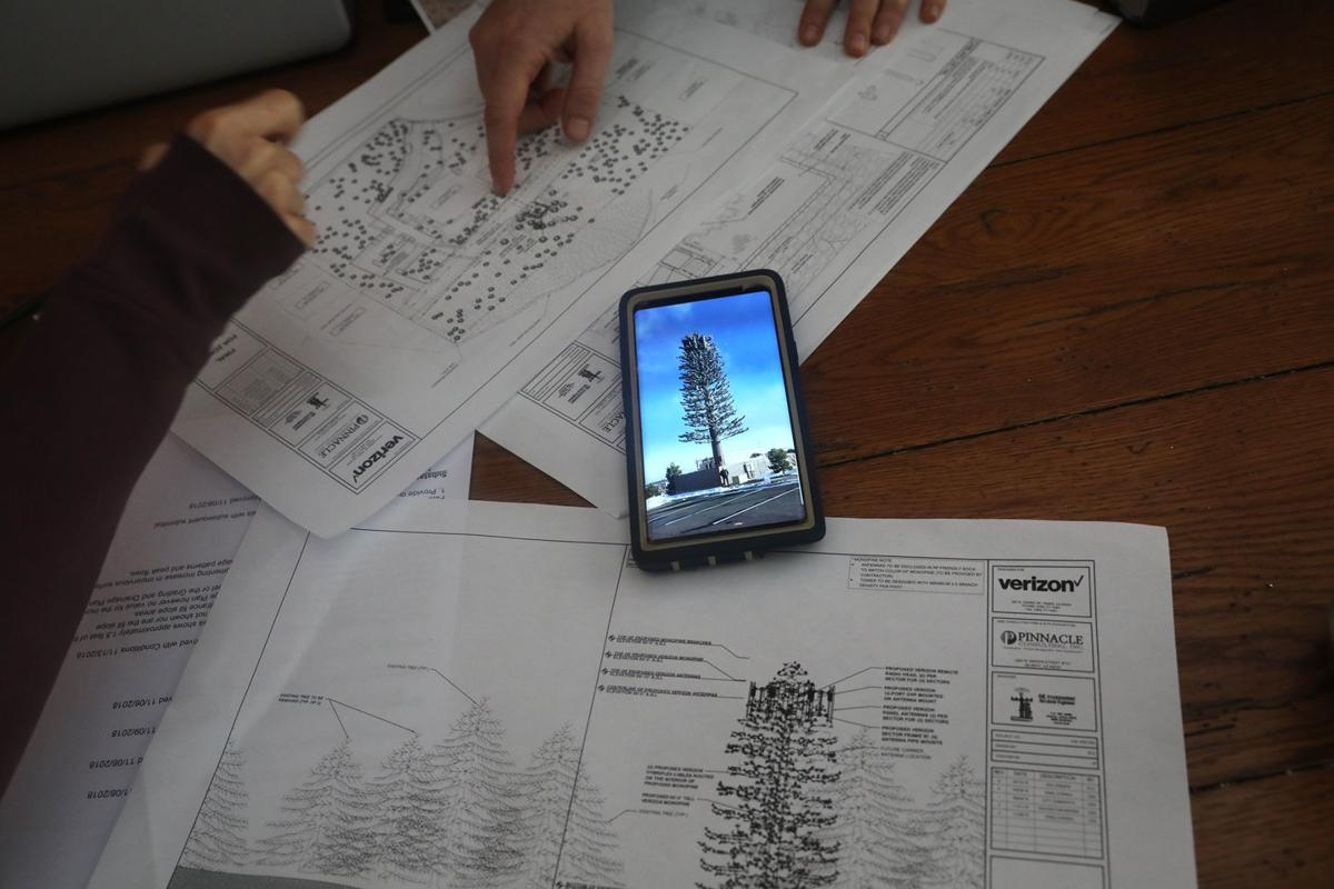 Concerns Over Cell Phone Tower