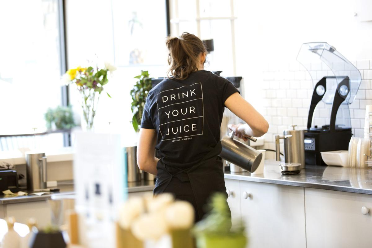 FOOD-LOCAL JUICERY
